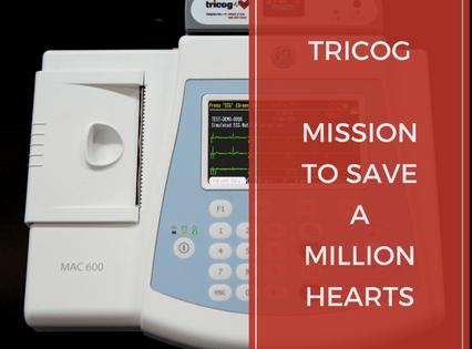Tricog: Mission to save millionhearts